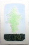 Giant I, 2011, pastell and pencil on paper,