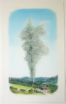 Giant II, 2011, pastell and pencil on paper,