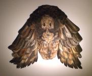 Wieland Payer, Drone II, 2011, paper object, 70 x 80 x 20 cm