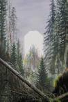 Wieland Payer, Object, 2012, oil on balsa MDF, 21 x 14 cm