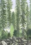 Wieland Payer, Sur En, 2012, oil on balsa MDF, 21 x 14 cm