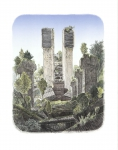 Wieland-PayerTemple-V-2012-Lithograpy-9-colours-56-x46-cm