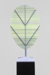 Wieland Payer, Pappel, 2015, Pastell auf grundiertem Sperrholz, 20 x 30 x 50 cm