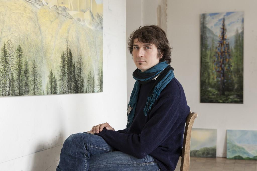 Portrait Wieland Payer