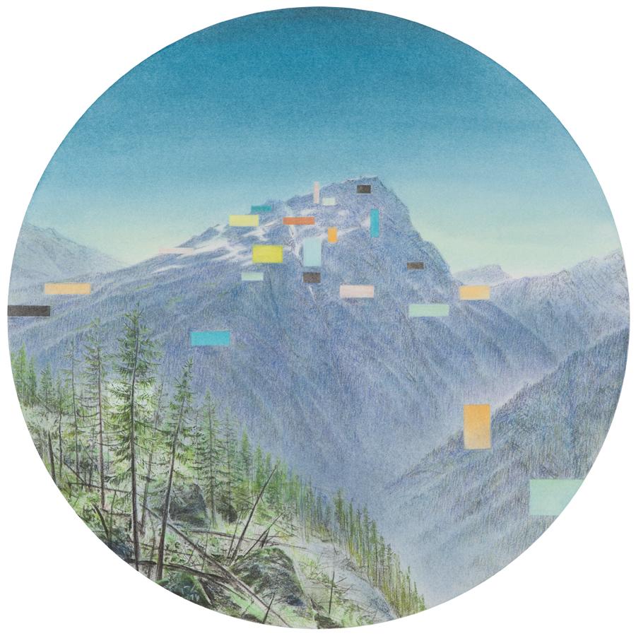Wieland Payer, Test, 2014, D: 40 cm
